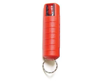 Crime Halter Pepper Spray 1/2 oz. - Red Hardshell Case