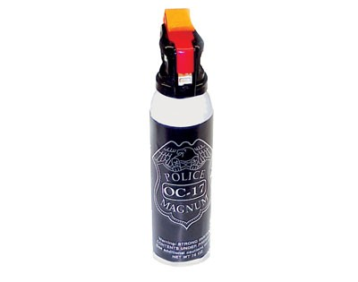That full video teen arrest pepper spray