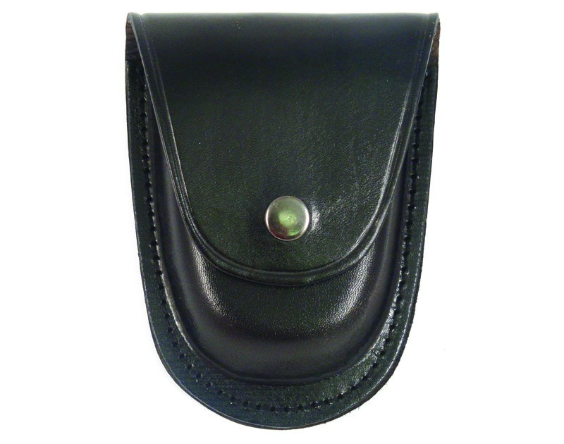 "5.5"" x 4.5"" Leather Handcuff Case"