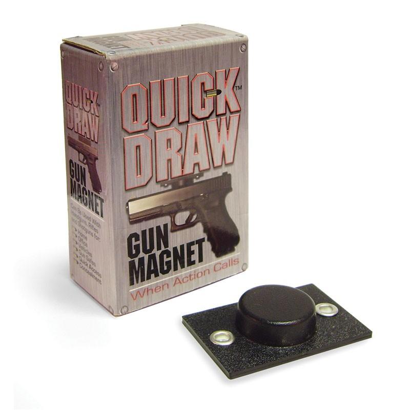 QuickDraw Gun Magnet