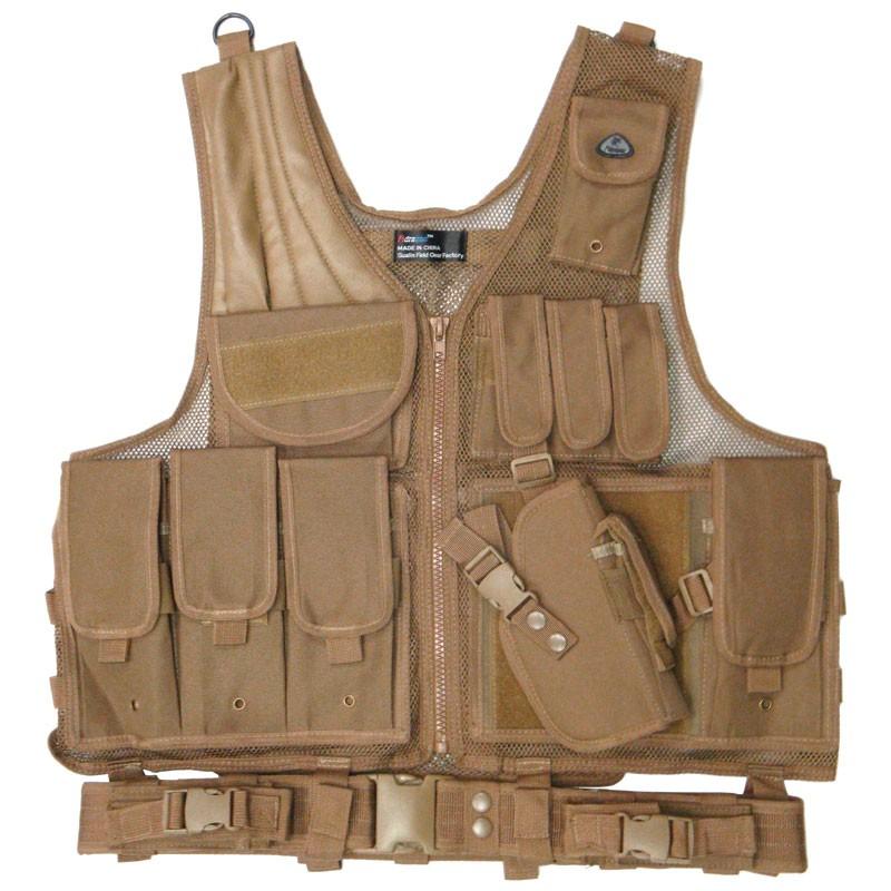 Spy Gear Tactical Vest Product Details