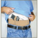 Neutral Concealed Carry Belly Band - Large