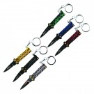 12 Pack of Keychain Butterfly Knives