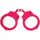 Double Locking Handcuffs - Pink