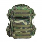 Tactical Backpack-Woodland Camo