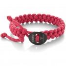 Quick Release Paracord Bracelet - Fuchsia - Small