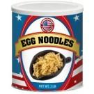 Egg Noodles - #10 Can