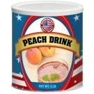 Peach  Drink Powder - #10 Can