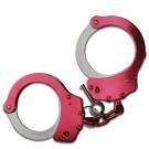 Pink Double Locking Handcuffs