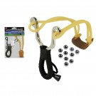 Dual Band Heavy Duty Steel Pocket Sling Shot