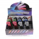 12 Pack Automatic Knives - Assorted Colors