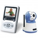 Nanny Camera with Wireless Video Receiver