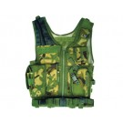 Deluxe Quick Draw Tactical Vest - Camo