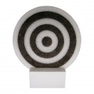 Round Target With Stand