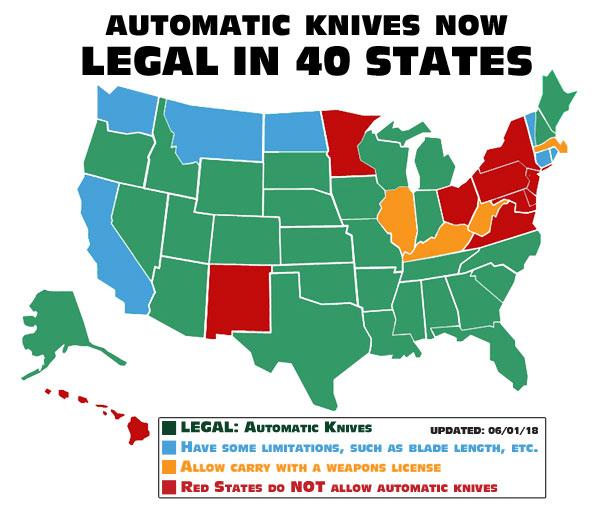 Automatic Knife Sale