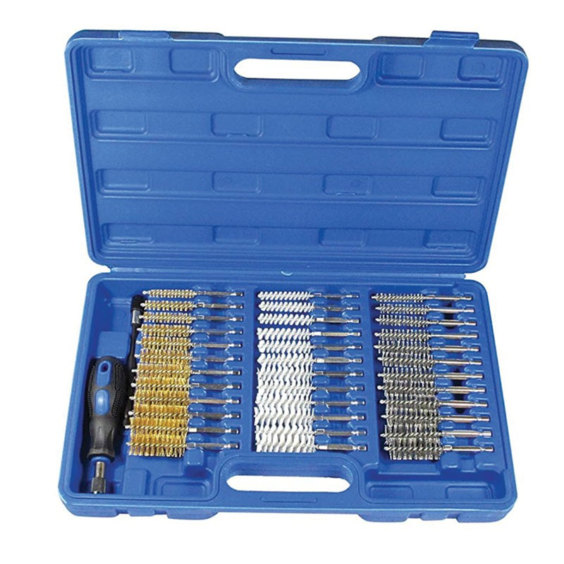 38pc Gun Cleaning Brush Kit