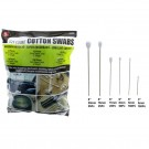 Assorted Cotton Swabs with Wood Handle - 325 Pieces