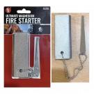 Full Magnesium Body Fire Starter