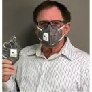 3M KN95 9542V Particulate Respirator Face Mask