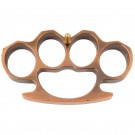 "1/2"" Thick Belt Buckle - Copper"