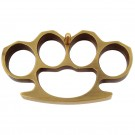 "1/2"" Thick Belt Buckle - Bronze"