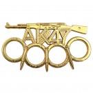 AK-47 Brass Knuckle - Gold