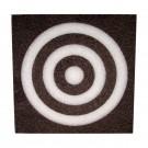 Square Target - Black
